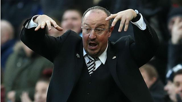 Newcastle United may have beaten Manchester United, but Rafael Benitez would have preferred victory over Brighton or Swansea.