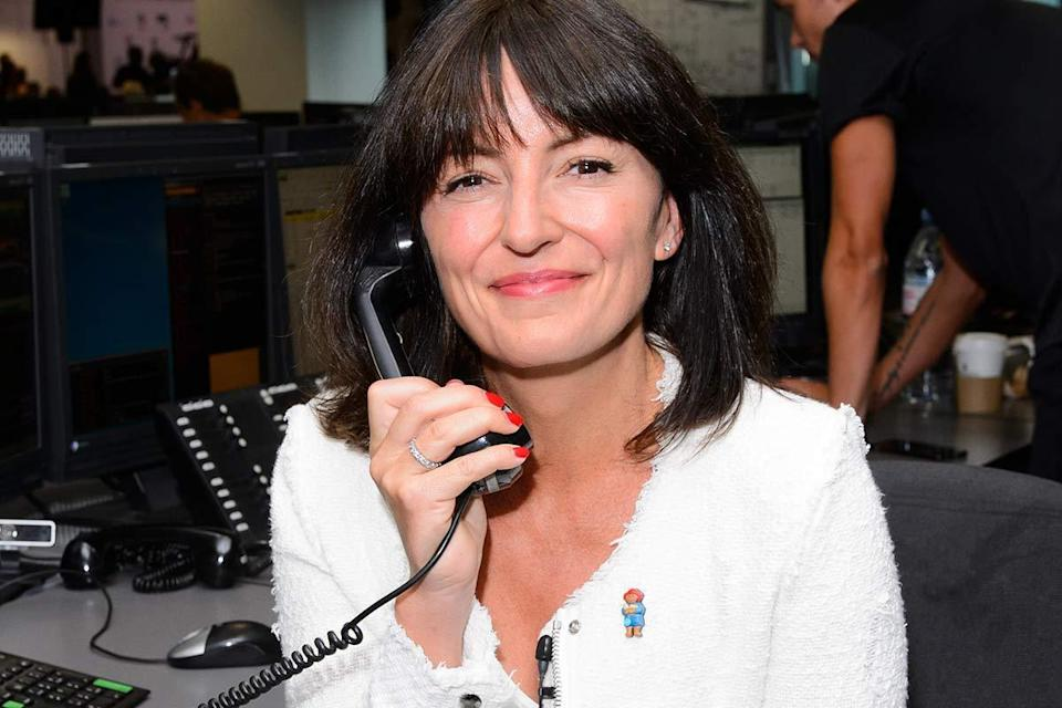 <p>Well, she's presented everything else, hasn't she? Davina's a tempting 16/1 outsider to fill Mel and Sue's shoes.</p>