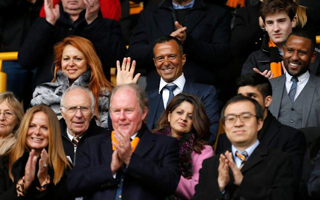"Wolverhampton Wanderers have been cleared by the Football League over their close relationship with ""super-agent"" Jorge Mendes. The EFL has concluded that Wolves have not broken any regulations despite their link-up with Mendes, insisting he does not hold any official role at the Championship title winners. Telegraph Sport revealed in March how a number of Wolves' promotion rivals, including Leeds, Aston Villa and Derby, voiced their concerns to the EFL over Mendes' association with the club, claiming they breached regulations on third-party ownership. Mendes is the agent of head coach Nuno Espirito Santo, £15m signing Ruben Neves, Diogo Jota and Ivan Cavaleiro, and also has a long association with Wolves owners Fosun International. But the EFL has now finished their investigation and are satisfied that Mendes does not have to complete the Owners' and Directors Test. Wolves clinched their return to the Premier League on April 15 and have always insisted they are satisfied with Mendes' role. The club issued a statement which read: ""After meeting with EFL representatives and providing further written detail, a comprehensive review has concluded with confirmation that the EFL is satisfied there has been no breach of its regulations. ""We have always maintained our clarity on both FA and EFL regulations, which have been complied with explicitly since the change of ownership at the club in July 2016. ""We believe the release of these findings will bring to a conclusion any speculation surrounding the club's operation and extinguish any concerns held by other clubs."" Wolves are certain to face a rigorous owners and directors' test from the Premier League now they have been promoted, but club officials have stated there is also no case to answer."