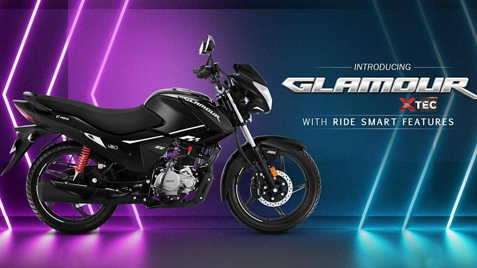 Hero Glamour Xtec goes official in India at Rs. 79,000