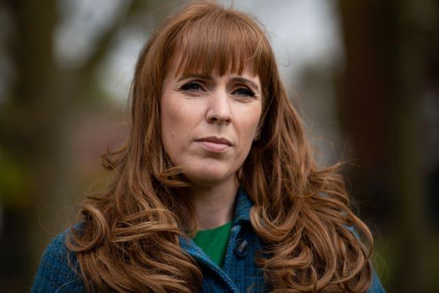 Deputy Labour leader Angela Rayner said the lobbying vetting system was 'unfit for purpose'