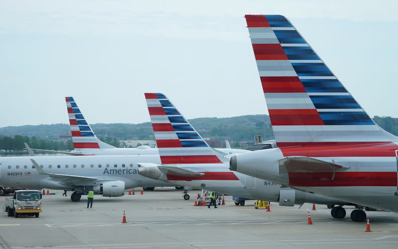 U.S. House COVID-19 aid proposal gives airlines bailout hope, but chances slim