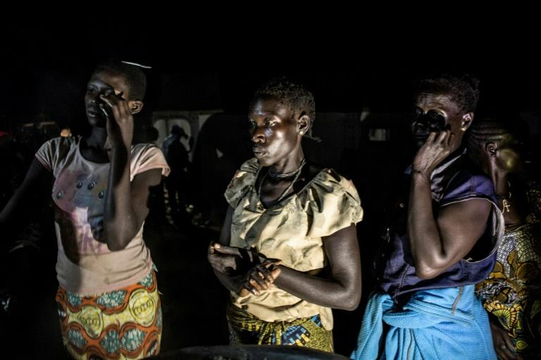Hunger is being used as a weapon in South Sudan's six-year-old conflict, the report says (AFP Photo/JOHN WESSELS)