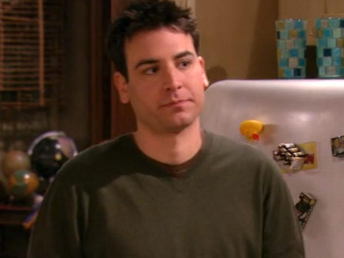 how i met your mother ted