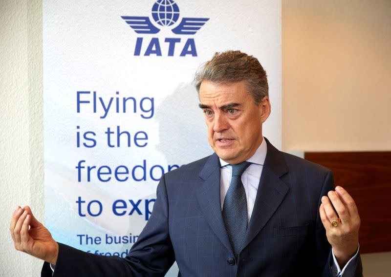 Common set of rules needed to help restart air travel - IATA head