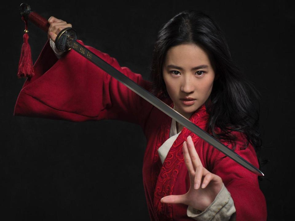 Disney reveals first look at live-action version of 'Mulan'