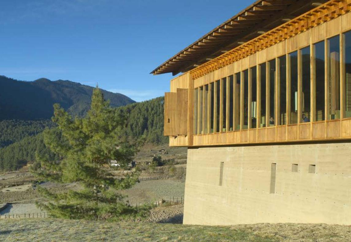 Amankora Gangtey Resort in Bhutan