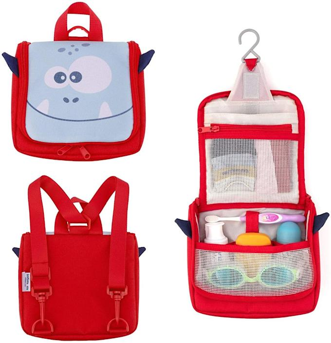 inimom, best kids toiletry bags