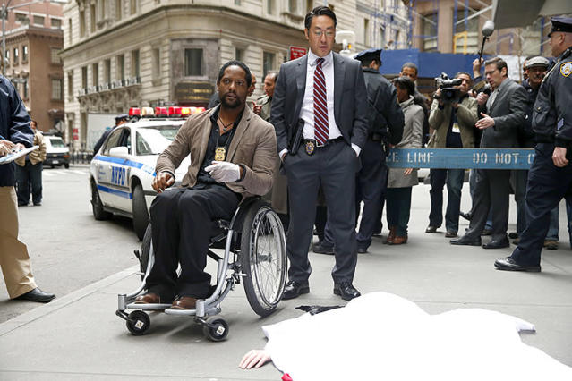 <p>We love us some Blair Underwood, who can usually transform even the lamest series into something watchable. But this completely uninteresting, clichéd remake of the Raymond Burr 1967–1975 original drama about a police detective who ends up wheelchair-bound after getting shot on the job was beyond saving, especially with its reliance on writing Robert Ironside as a jerk to show that he was just like everybody who wasn't in a wheelchair. Underwood, the original concept, and certainly viewers deserved better. <em>— KP</em><br><br>(Photo: Will Hart/NBC/NBCU Photo Bank via Getty Images) </p>