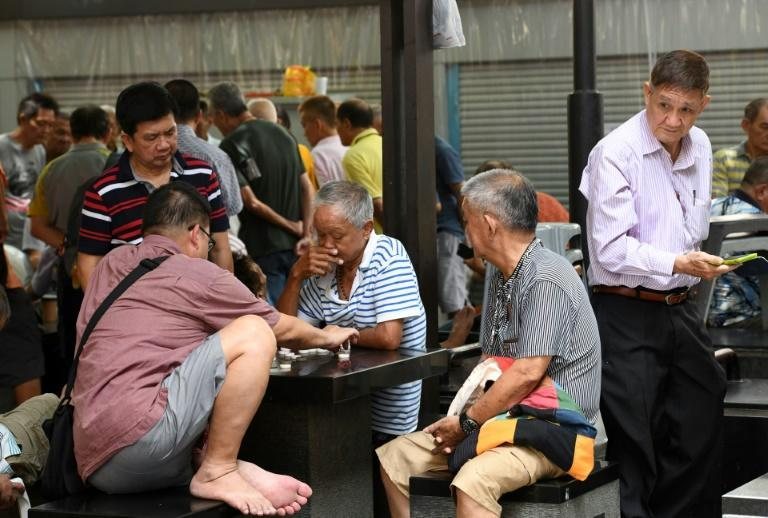The number of elderly Singaporeans will double from 500,000 in 2016 to 900,000 in 2030
