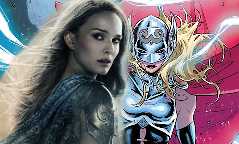 Natalie Portman to become Goddess of Thunder in Thor: Love and Thunder