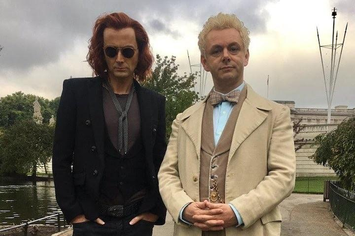 mejores series amazon good omens
