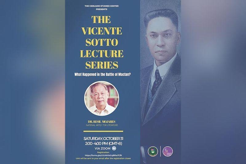 National Artist Resil Mojares to deliver online lecture on Battle of Mactan