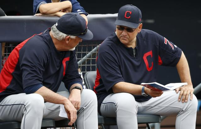 Did the Indians do enough to remain among the elite AL teams? (AP)