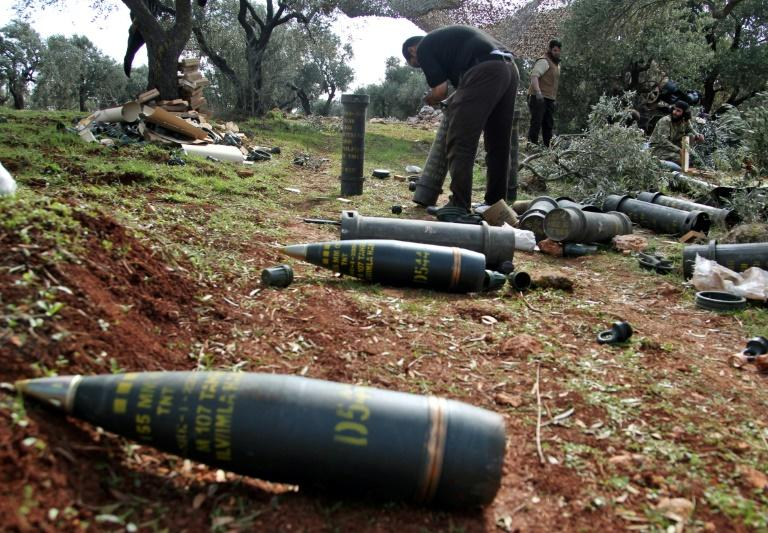 Turkey backs some rebel groups in Idlib and has lost 16 military personnel this month in clashes with Syrian forces