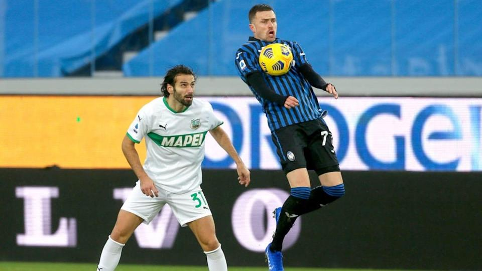 Atalanta Bergamo v US Sassuolo | BSR Agency/Getty Images