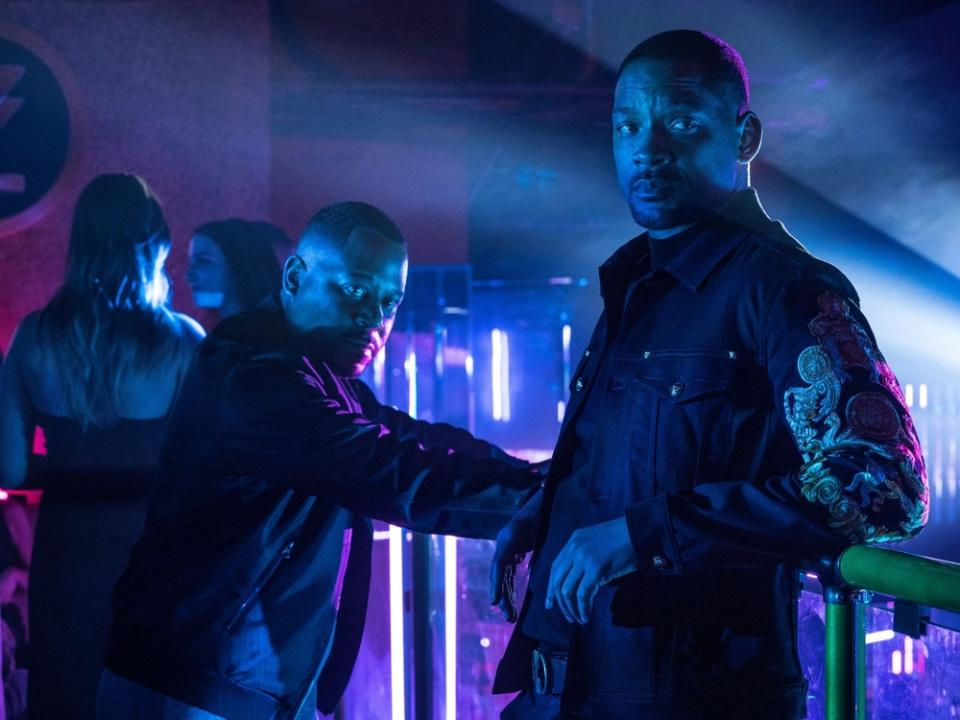 """Martin Lawrence (l.) und Will Smith in """"Bad Boys for Life"""" (Bild: 2019 Sony Pictures Entertainment Deutschland GmbH)"""