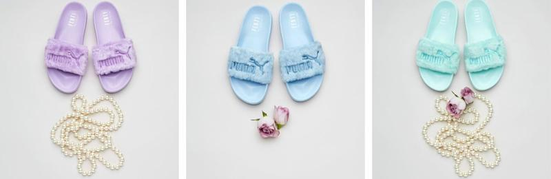 Here s How You Can Get A Pair Of Rihanna X Fenty PUMA Fur Slides ... d5b74c631
