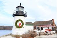 """<p>There's no better place to experience the joy and wonder of Christmas than in New England! In <a href=""""https://go.redirectingat.com?id=74968X1596630&url=https%3A%2F%2Fwww.tripadvisor.com%2FTourism-g33845-Mystic_Connecticut-Vacations.html&sref=https%3A%2F%2Fwww.countryliving.com%2Flife%2Ftravel%2Fg2829%2Fbest-christmas-towns-in-usa%2F"""" rel=""""nofollow noopener"""" target=""""_blank"""" data-ylk=""""slk:Mystic"""" class=""""link rapid-noclick-resp"""">Mystic</a>, you'll find illuminated boats, well-reviewed seafood restaurants, and even a lantern light tour that's fun for the whole family.</p><p><a class=""""link rapid-noclick-resp"""" href=""""https://go.redirectingat.com?id=74968X1596630&url=https%3A%2F%2Fwww.tripadvisor.com%2FTourism-g33845-Mystic_Connecticut-Vacations.html&sref=https%3A%2F%2Fwww.countryliving.com%2Flife%2Ftravel%2Fg2829%2Fbest-christmas-towns-in-usa%2F"""" rel=""""nofollow noopener"""" target=""""_blank"""" data-ylk=""""slk:PLAN YOUR TRIP"""">PLAN YOUR TRIP</a></p>"""