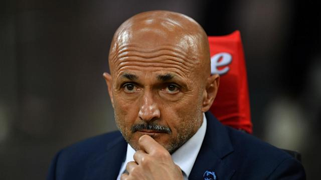 Luciano Spalletti refused to apportion blame onto any specific player after Inter's 2-1 loss to Sassuolo wounded their top-four ambitions.