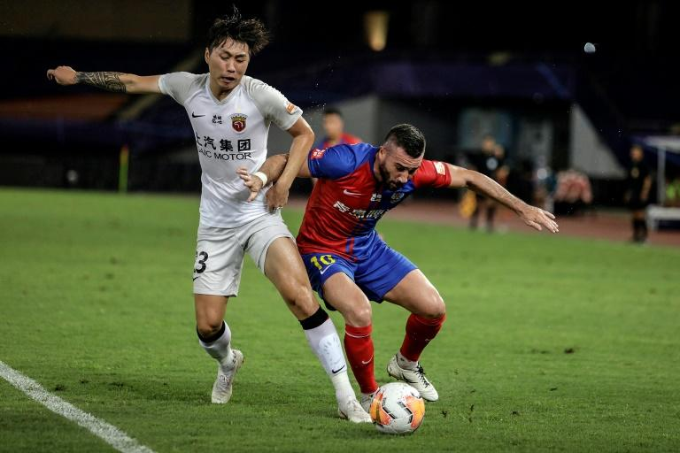 Referees 'damaging reputation' of Chinese football: state media