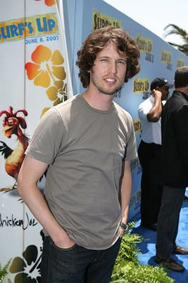"Premiere: <a href=""/movie/contributor/1808539733"">Jon Heder</a> at the premiere of Columbia Pictures' <a href=""/movie/1809418890/info"">Surf's Up</a> - 6/2/2007<br>Photo: <a href=""http://www.wireimage.com/"">Eric Charbonneau, WireImage.com</a>"