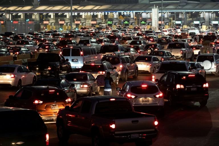 San Ysidro, a gateway between Tijuana and San Diego, is one of the world's busiest border crossings