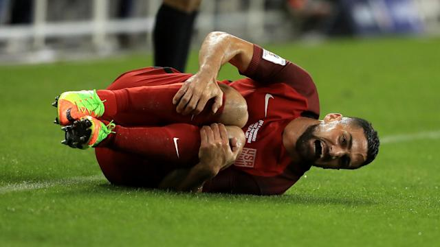 Sebastian Lletget is set to miss at least four months with a foot injury, in a blow to LA Galaxy.