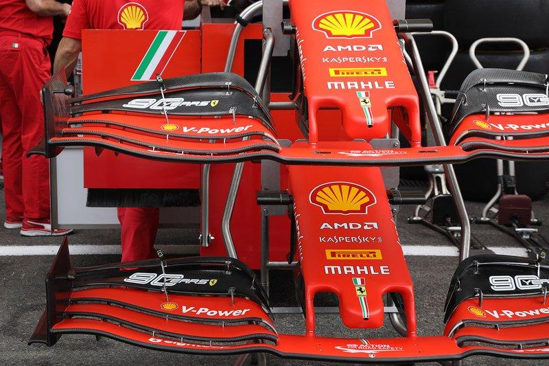 Belgian GP: Latest F1 tech updates, straight from pitlane