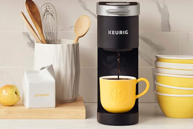 Keurig K-Mini sale: Save up to 44% on this mini coffee maker on Amazon, but  hurry
