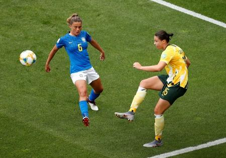 Familiarity should help Matildas against Norway: Gielnik