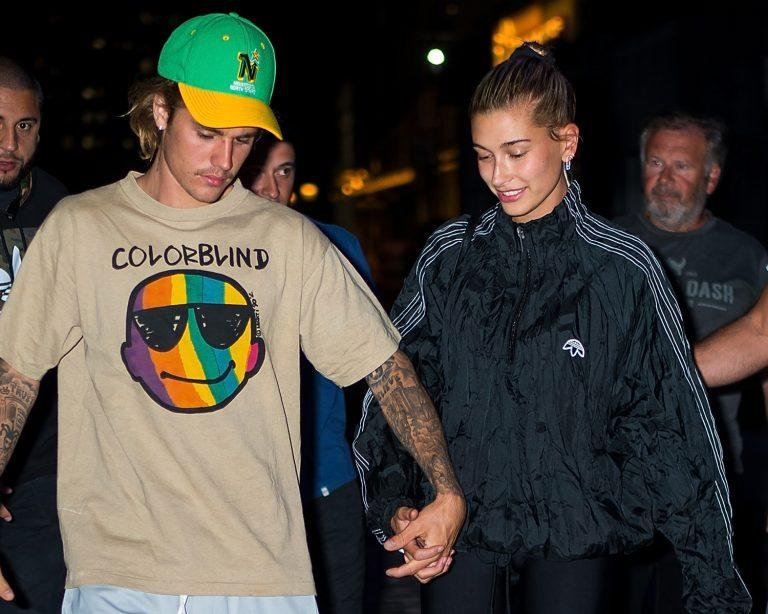 Hailey Baldwin Debuts a Close-Up of Her Engagement Ring From
