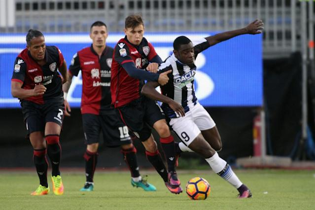 <p>2-1 (Perica 70′, Angella 73′, Borriello 86′) </p>