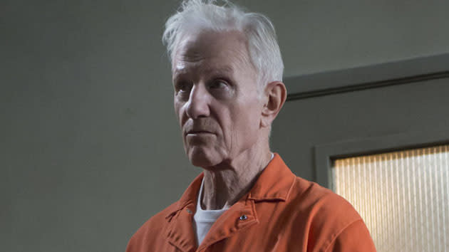 JUSTIFIED -- Money Trap -- Episode 7 (Airs Tuesday, February 19, 10:00 pm e/p) -- Pictured: Raymond J. Barry as Arlo Givens