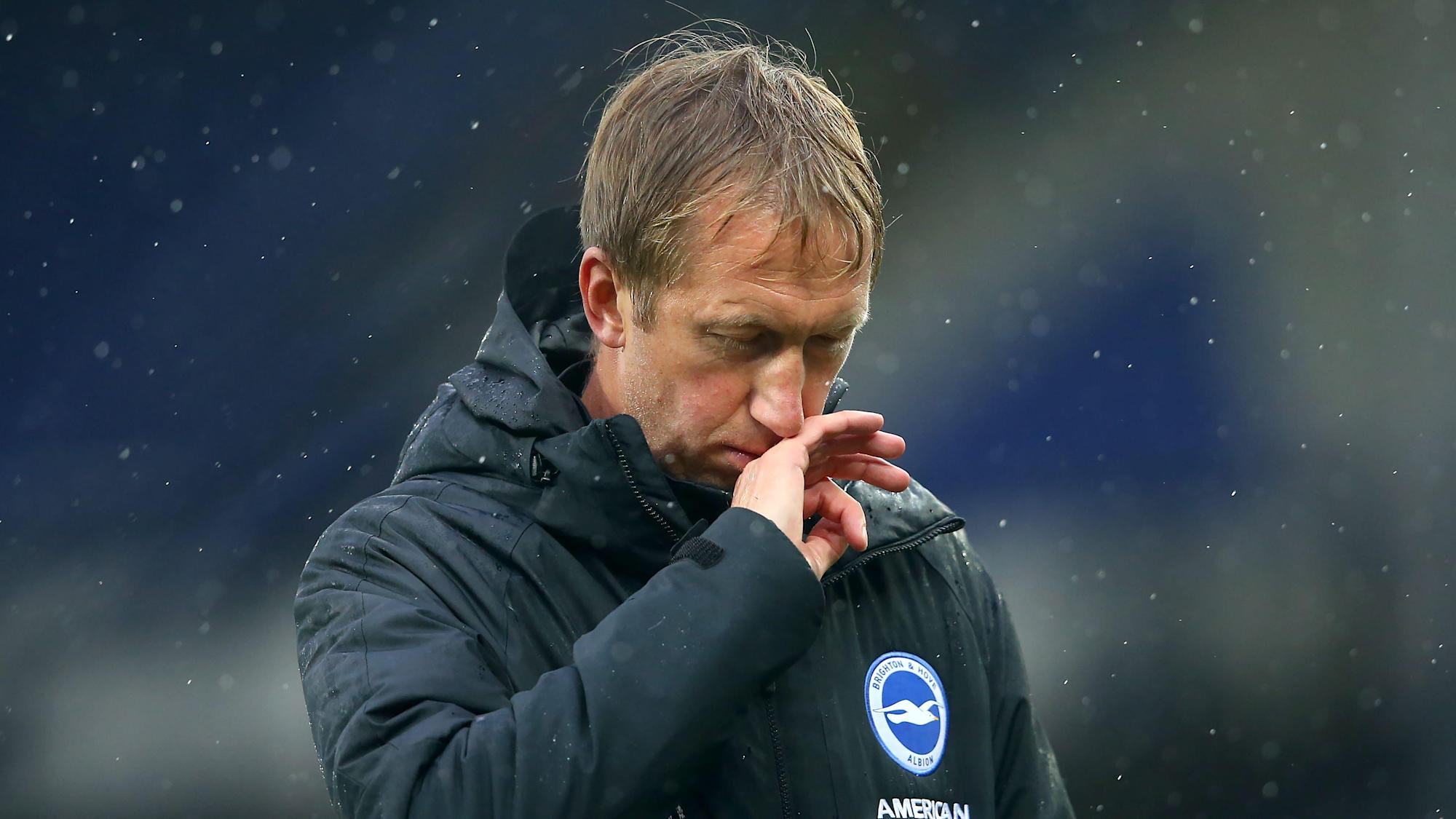 Graham Potter keen to improve home form but happy to pick up points anywhere
