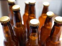 Demand for booze delivery has risen sharply in Australia, as the coronavirus forces people indoors