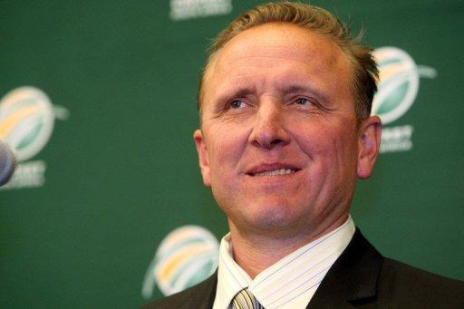 South Africa's Allan Donald in his prime was one of the best fast bowlers ever seen in Test cricket