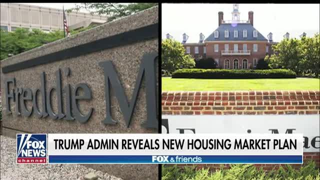 Secretary Ben Carson on the Trump administration's plan to reform the  housing finance system