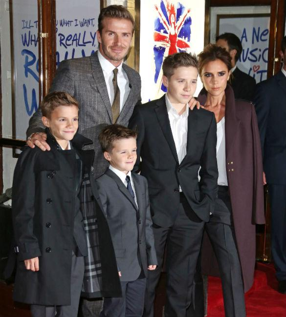 Beckhams Plan To 'Move Back To Britain', With David Beckham 'In Talks To Transfer To Monaco'?