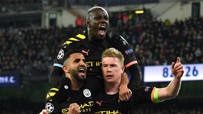 Champions League trophy 'the dream' for Mendy at Man City