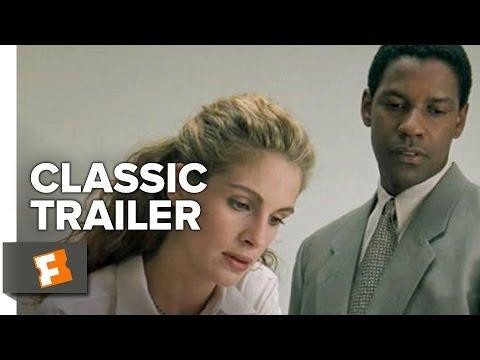 """<p>Julia Roberts and Denzel Washington in a thriller together. Have mercy. The 1993 film is a prime moment for both performers. Roberts stars as a law student caught in the middle of a wild conspiracy theory that proves it could be less theory and more truth. When her life is threatened, Washington's journalist character is her last hope of making it out of the predicament alive.</p><p><a class=""""link rapid-noclick-resp"""" href=""""https://www.netflix.com/watch/848915?trackId=251183836&tctx=1%2C0%2Ca356173b-5b5c-4062-ac76-038b9f6d8532-46041958%2Cff897672-c407-4968-866c-3cf9989f37a3_137677683X19XX1624398527212%2C%2C"""" rel=""""nofollow noopener"""" target=""""_blank"""" data-ylk=""""slk:Watch Now"""">Watch Now</a></p><p><a href=""""https://www.youtube.com/watch?v=N7seUNbY1_w"""" rel=""""nofollow noopener"""" target=""""_blank"""" data-ylk=""""slk:See the original post on Youtube"""" class=""""link rapid-noclick-resp"""">See the original post on Youtube</a></p>"""