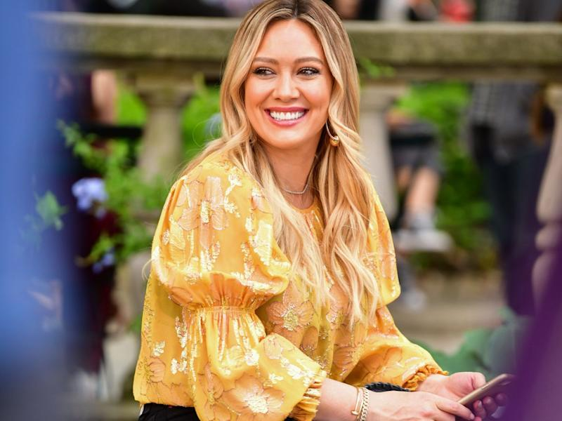 Hilary Duff Just Got The Ultimate Summer Tattoo Its So Cute