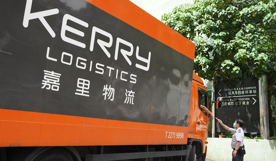 Ang Ren-yi's father is Ang Keng-lam, chairman of Kerry Logistics. Photo: Winson Wong