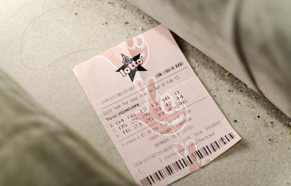 The age limit of buying a lottery ticket will increase from 16 to 18. Photo: Getty