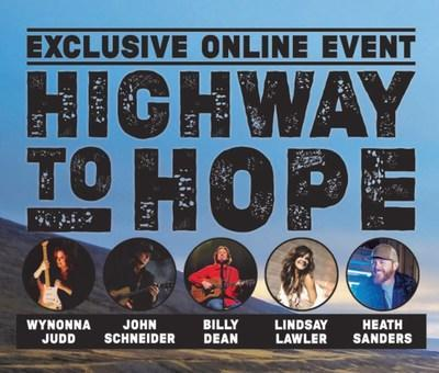 Echo Global Logistics to sponsor Highway to Hope benefit concert in support of the St. Christopher Truckers Relief Fund.