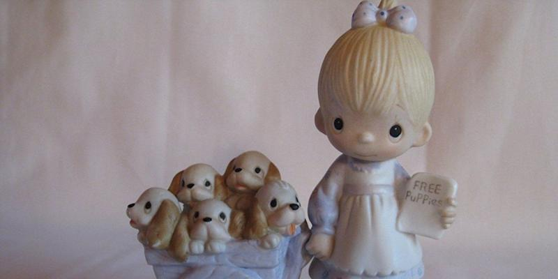 This Precious Moments Figurine Could Be Worth Big Bucks