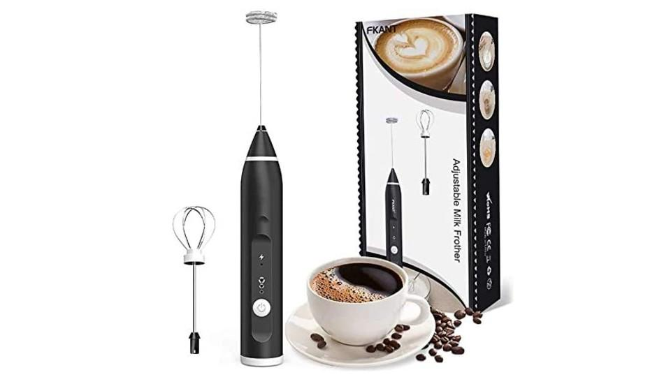 Milk Frother- Amazon, $24