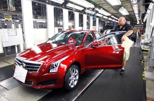 GM will halt Bochum output after 2016: Works committee