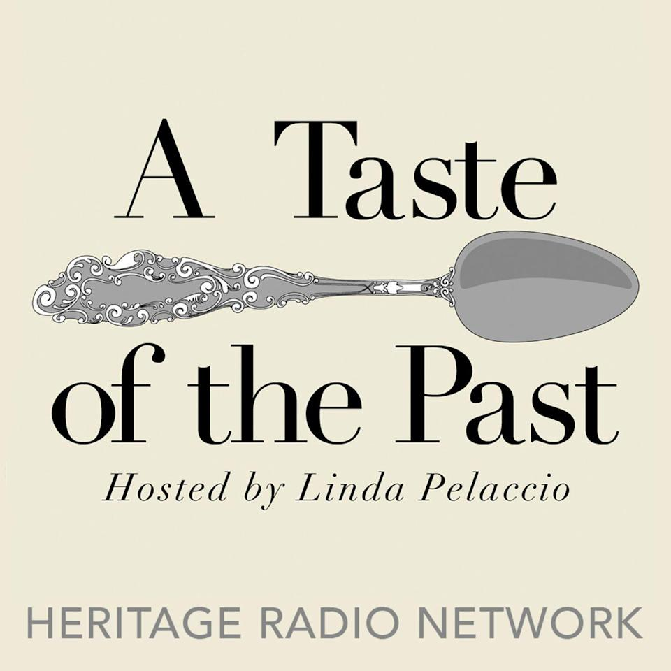 "<p>Calling all history buffs and food junkies, this podcast hosted by Linda Pelaccio was made for you. Pelaccio, a culinary historian, interviews chefs, authors and scholars while exploring the intersection of food and it's complex history—tracing the roots of African grains, Chinese street food and everything in between. </p><p><a class=""link rapid-noclick-resp"" href=""https://podcasts.apple.com/us/podcast/a-taste-of-the-past/id351948564"" rel=""nofollow noopener"" target=""_blank"" data-ylk=""slk:LISTEN NOW"">LISTEN NOW</a></p>"