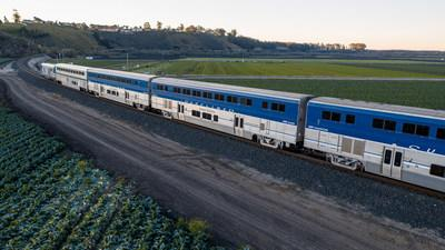 Pacific Surfliner Train Service Will Be Partially Restored Along 100 Miles of the Rail Corridor Starting June 1